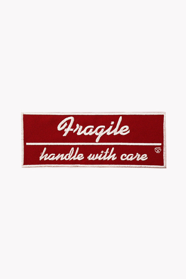 'Handle with Care' Patch