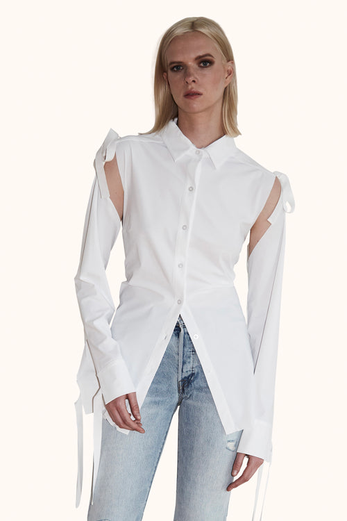 Margo Sport Silk Shirt
