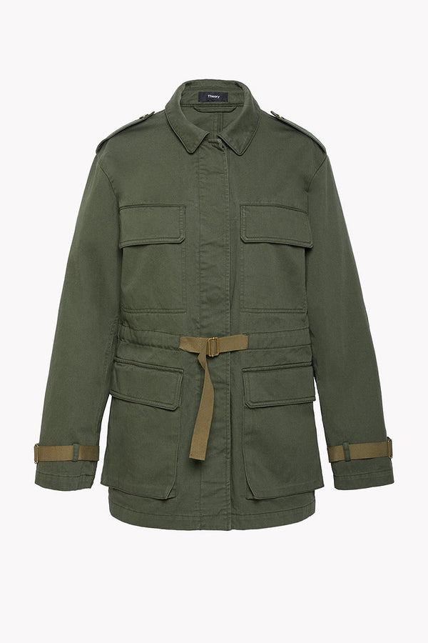 Thornwood Army Jacket