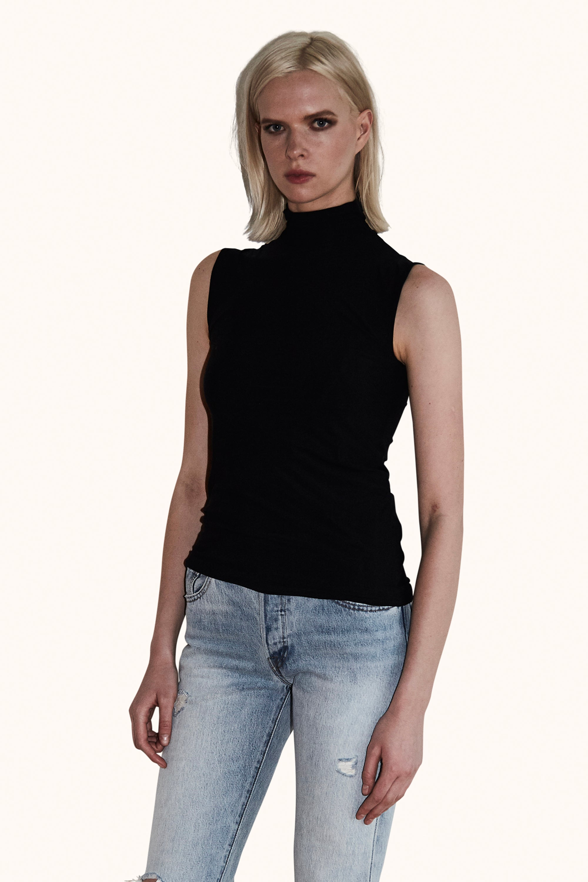 Nora Top in Black