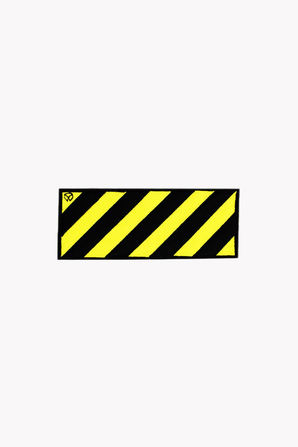 Caution Tape Patch