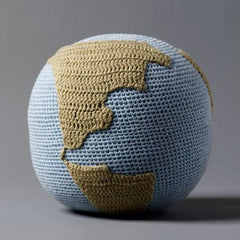 I Am the World Globe Rattle