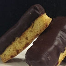 Chocolate Dipped Traditional Biscotti