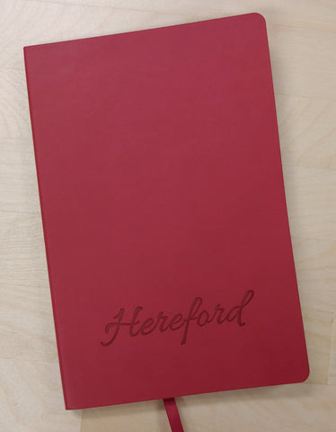 Hereford Softbound Journal