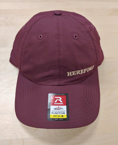Hereford Maroon Hat