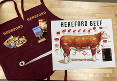 Hereford Beef Marketing Kits