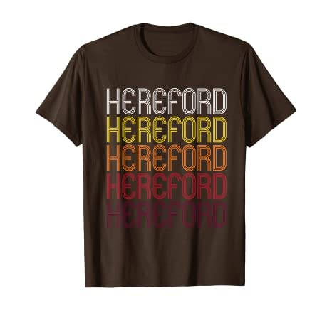 Hereford Vintage T-shirt