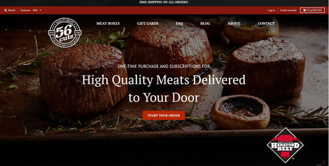 Click the link to place your CHB steak order