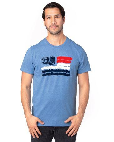 Hereford Patriotic Tee - Blue