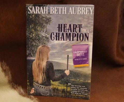 Heart of a Champion by Sarah Aubrey