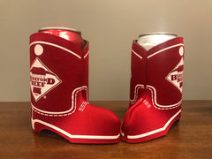Certified Hereford Beef Koozie - Boot