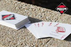Certified Hereford Beef Playing Cards