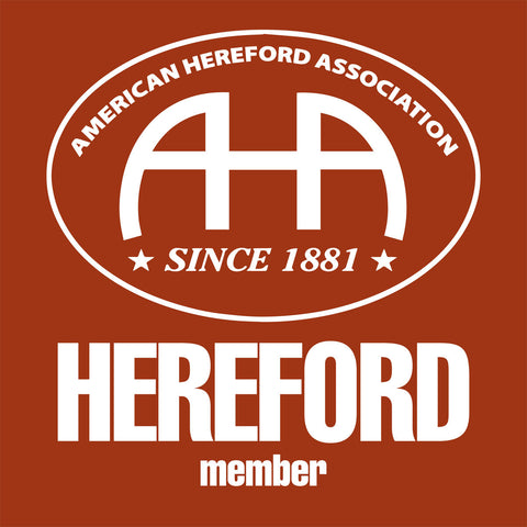 AHA Member Decal