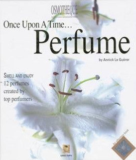 Only a few left, cannot be reprinted, incl. 12 smell-&-enjoy's of famous old perfumes