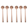 Copper Coffee Spoons - Get The Look Interiors - 2