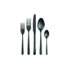 Canvas Home Black Cutlery Set - Get The Look Interiors - 4
