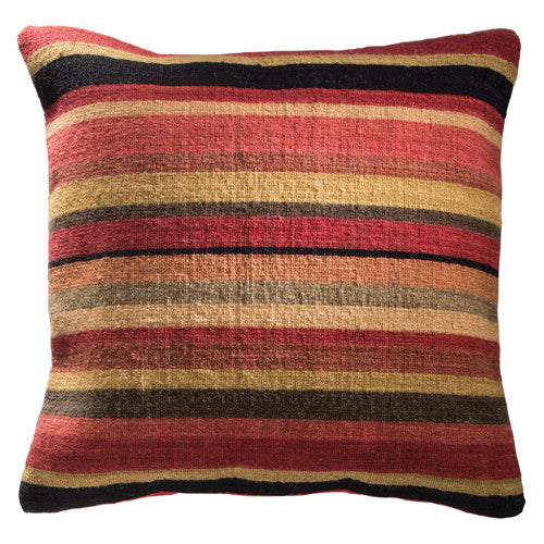 Kilim Stripe Cushion - Get The Look Interiors