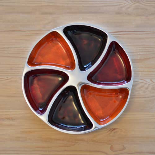 Recycled Aluminium Dip Tray - Get The Look Interiors