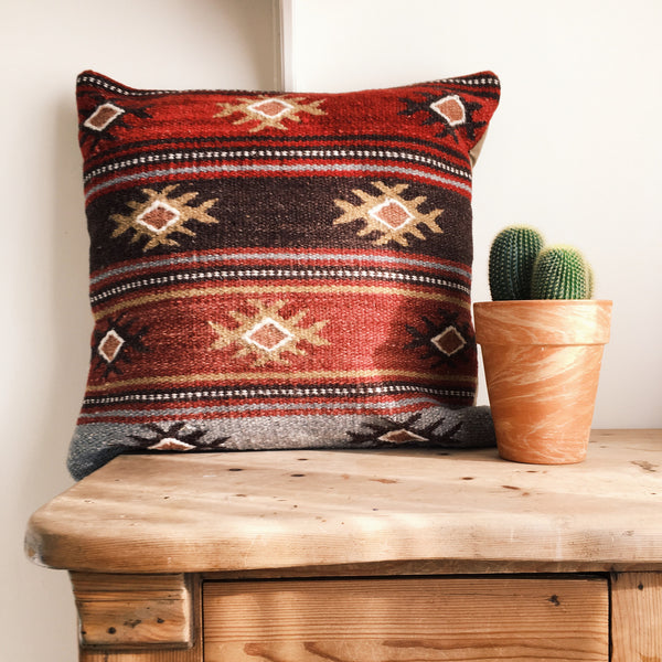 Kilim Cushion - Get The Look Interiors