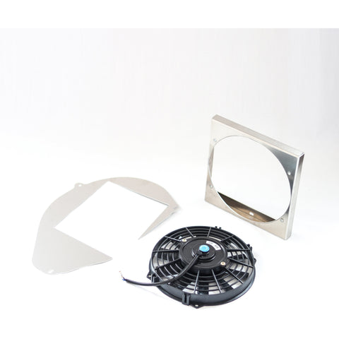 "TCS 9"" Intercooler Fan/Shroud Kit"