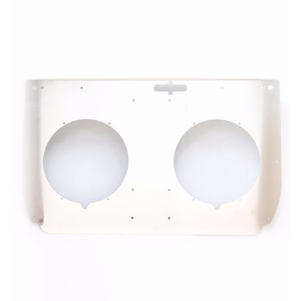 TCS Motorsports Engine Lid Fan Shroud