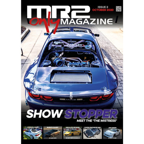 MR2 ONLY Magazine - Issue 2 - October 2020