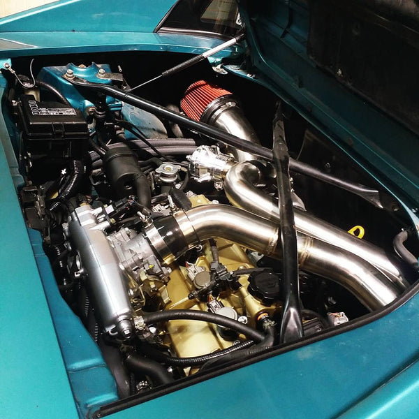 Generation 4/5 3SGTE Engine Swap