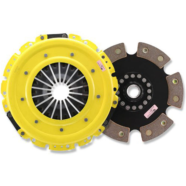 ACT HDR6 Heavy Duty Clutch Kit with 6 Puck Unsprung Disc