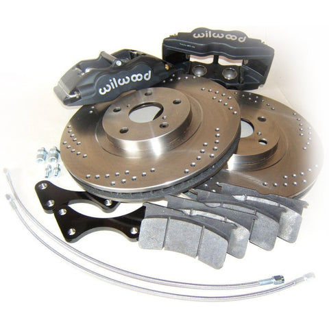 "TCS Motorsports 13"" Big Brake Kit"