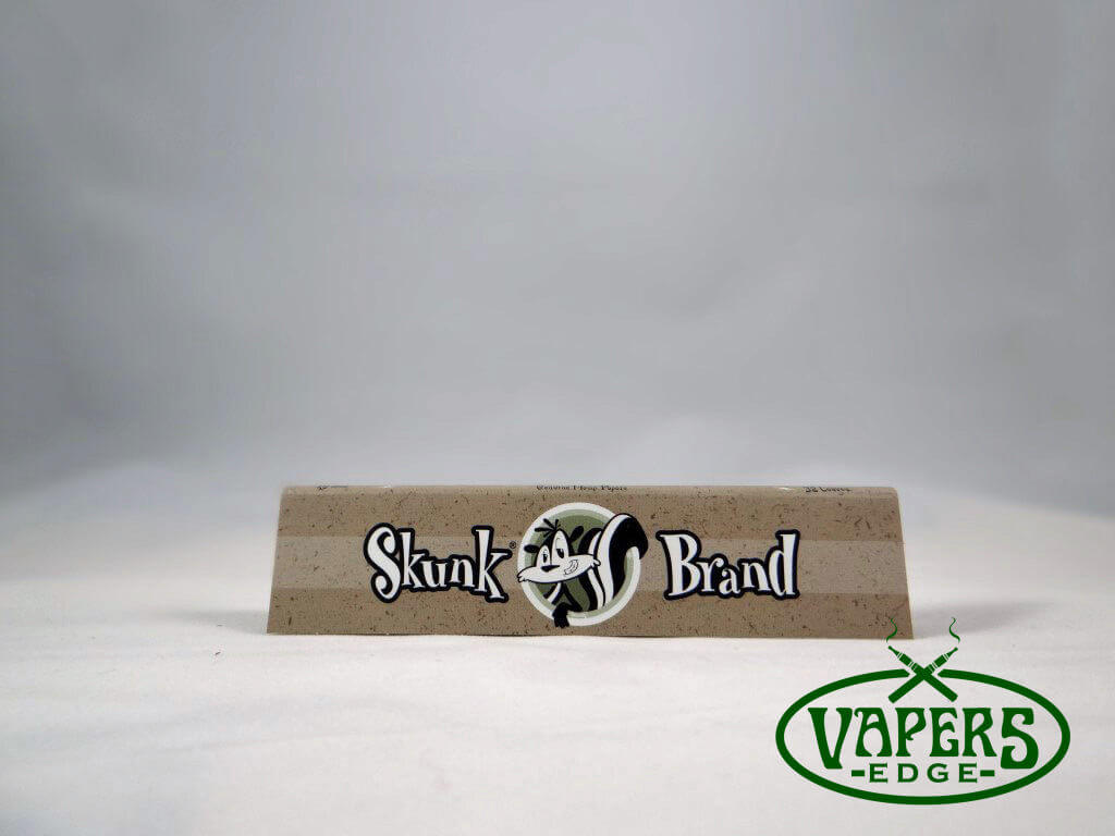 Skunk Brand Hemp King Size Slim Rolling Papers 32 per