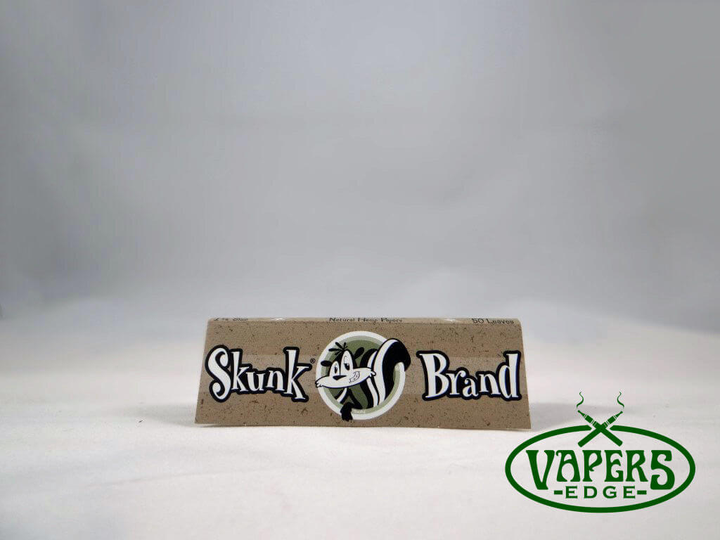 Skunk Brand Hemp 1 1/4 Rolling Papers 50 per