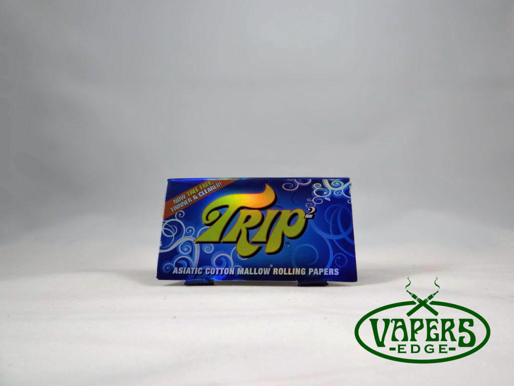Trip Clear Rolling Papers 1 1/4 Size 50 per