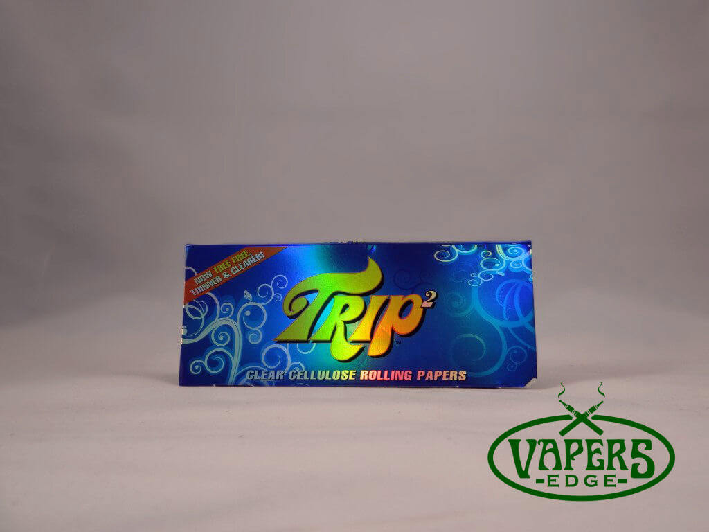 Trip Clear Rolling Papers King Size 40 per