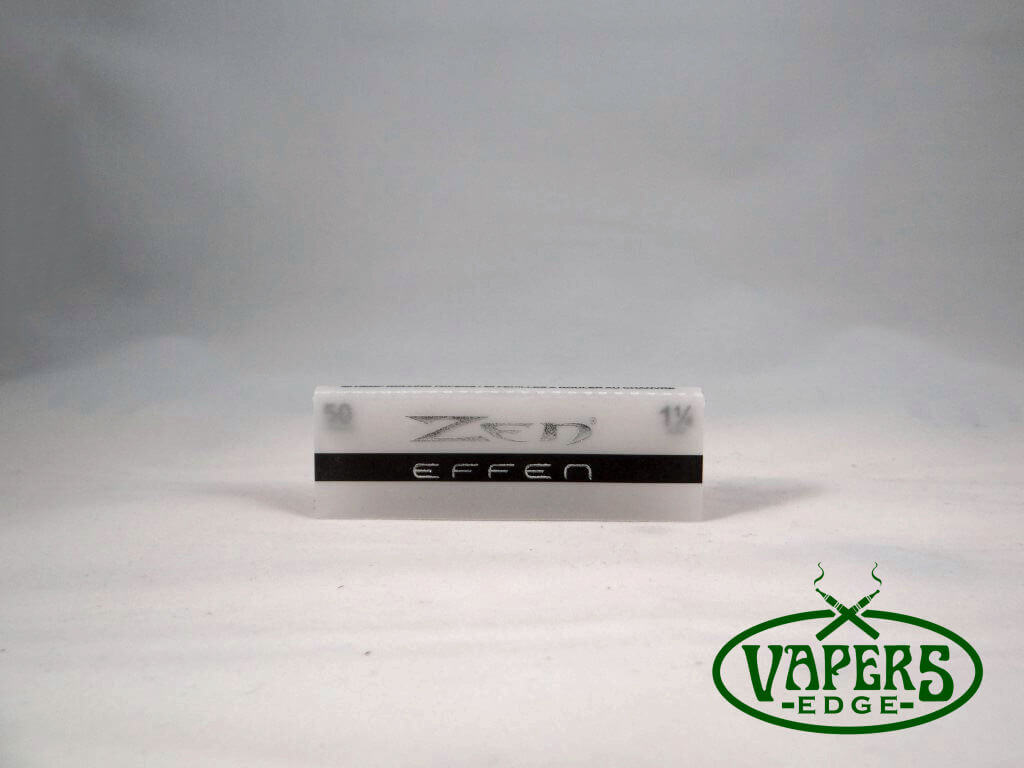 Zen Effen Hemp Rolling Papers 1 1/4 Size 50 per