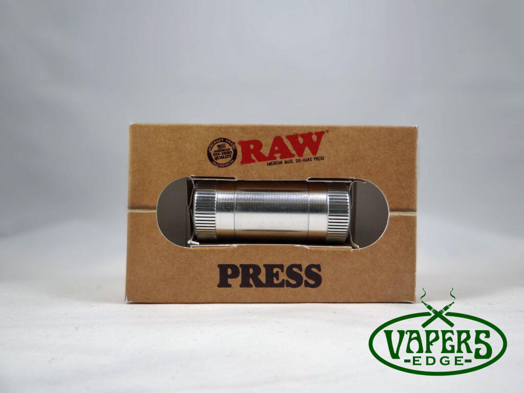 Raw 3 Piece Pollen Press