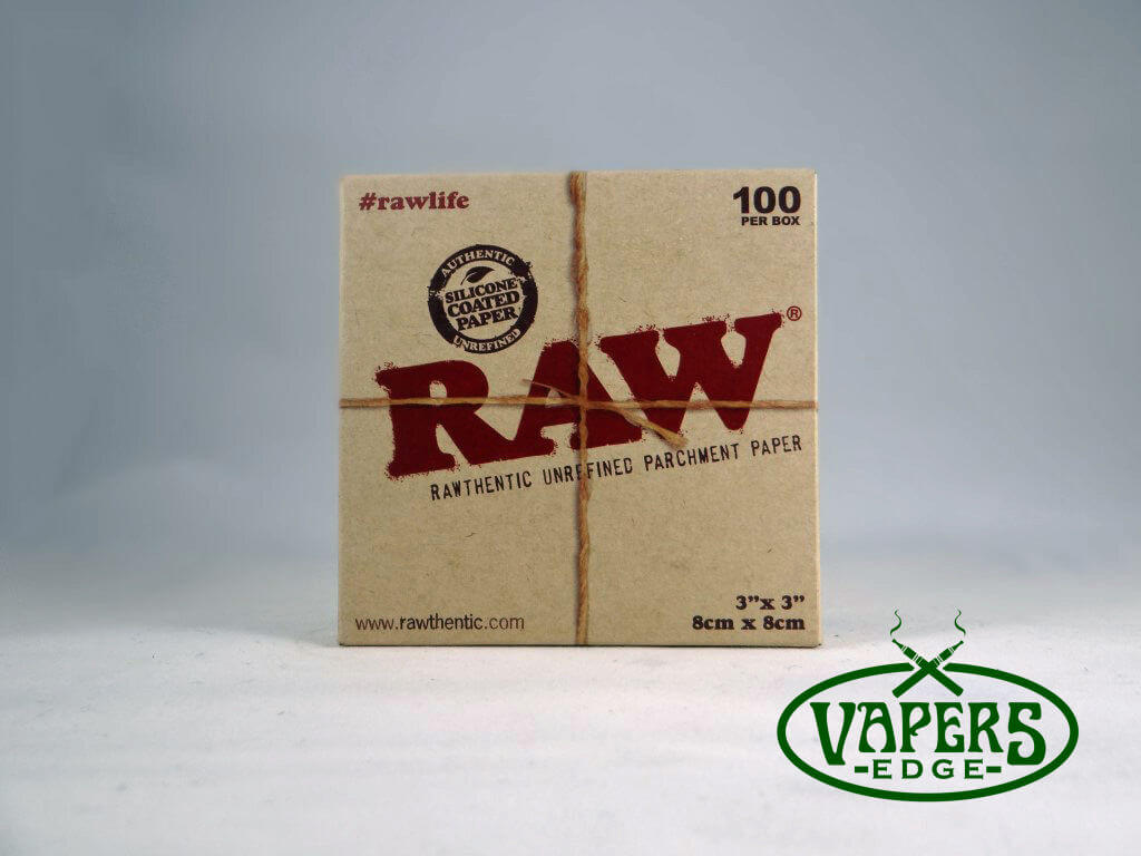 Raw 100ct Parchment Paper