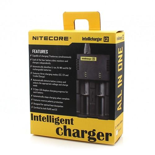 Nitecore Intellicharge i2 Charger