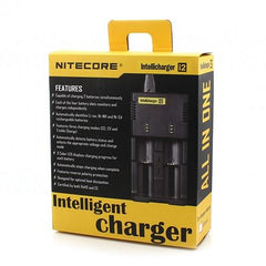 Nitecore Intellicharge i2 Charger - Vapers Edge