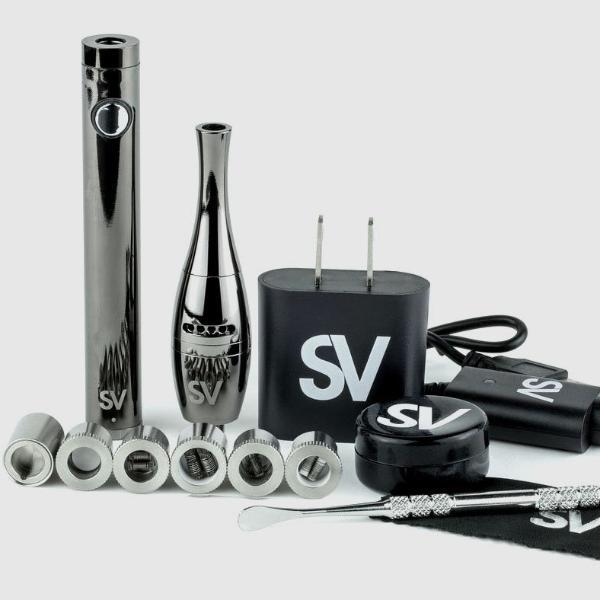 Source Orb 4 Premium Kit -Black Chrome