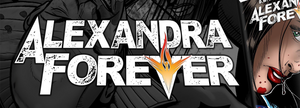 Alexandra Forever web store. T-shirts wearables and unique gifts