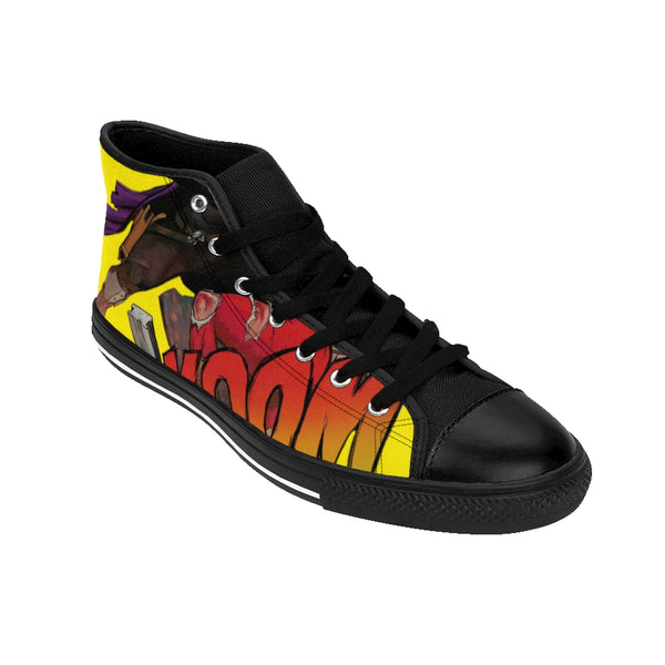 Kaboom Women's High-top Sneakers