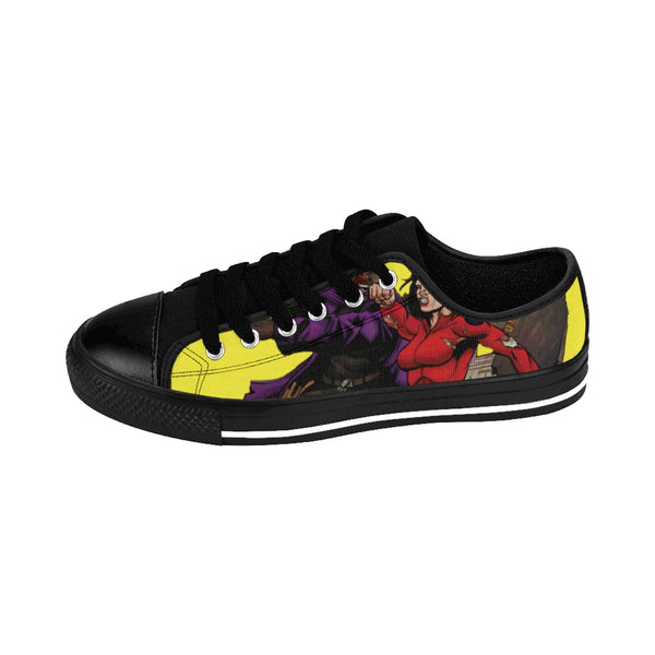 Men's Sneakers with Alexandra Forever Graphic