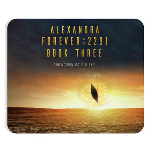 Alexandra Forever 2291 Book Three Mousepad