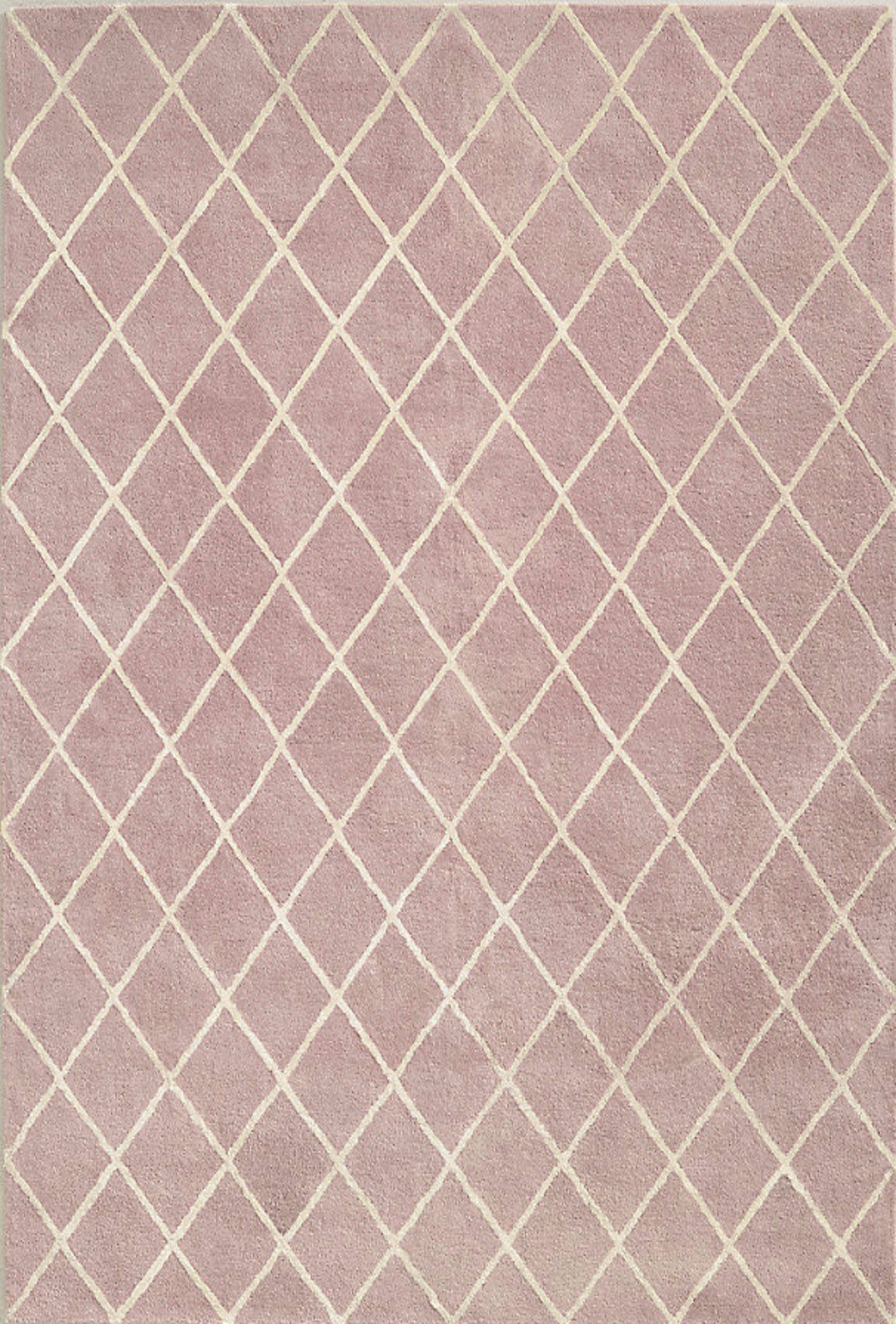 Tapete Amari Trellis Dusty Rose