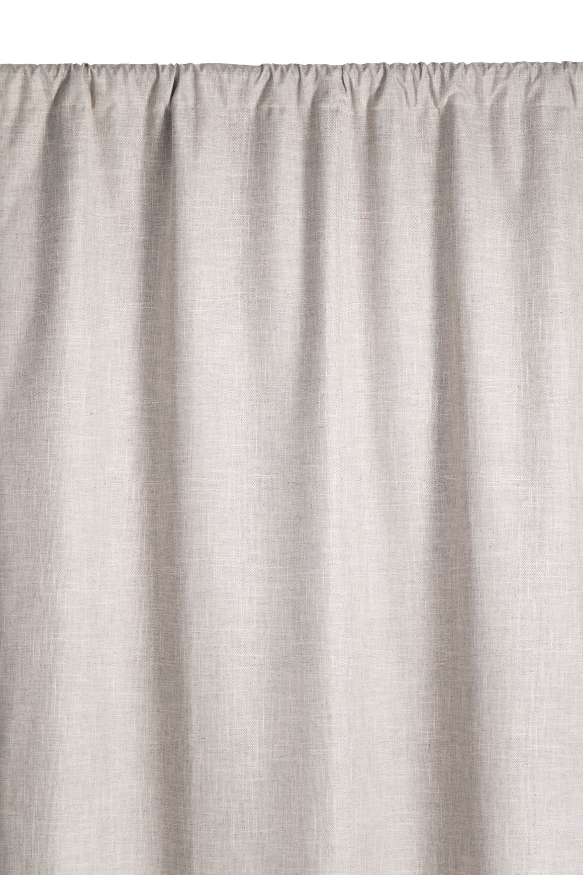 Cortina Blackout Linen Silver