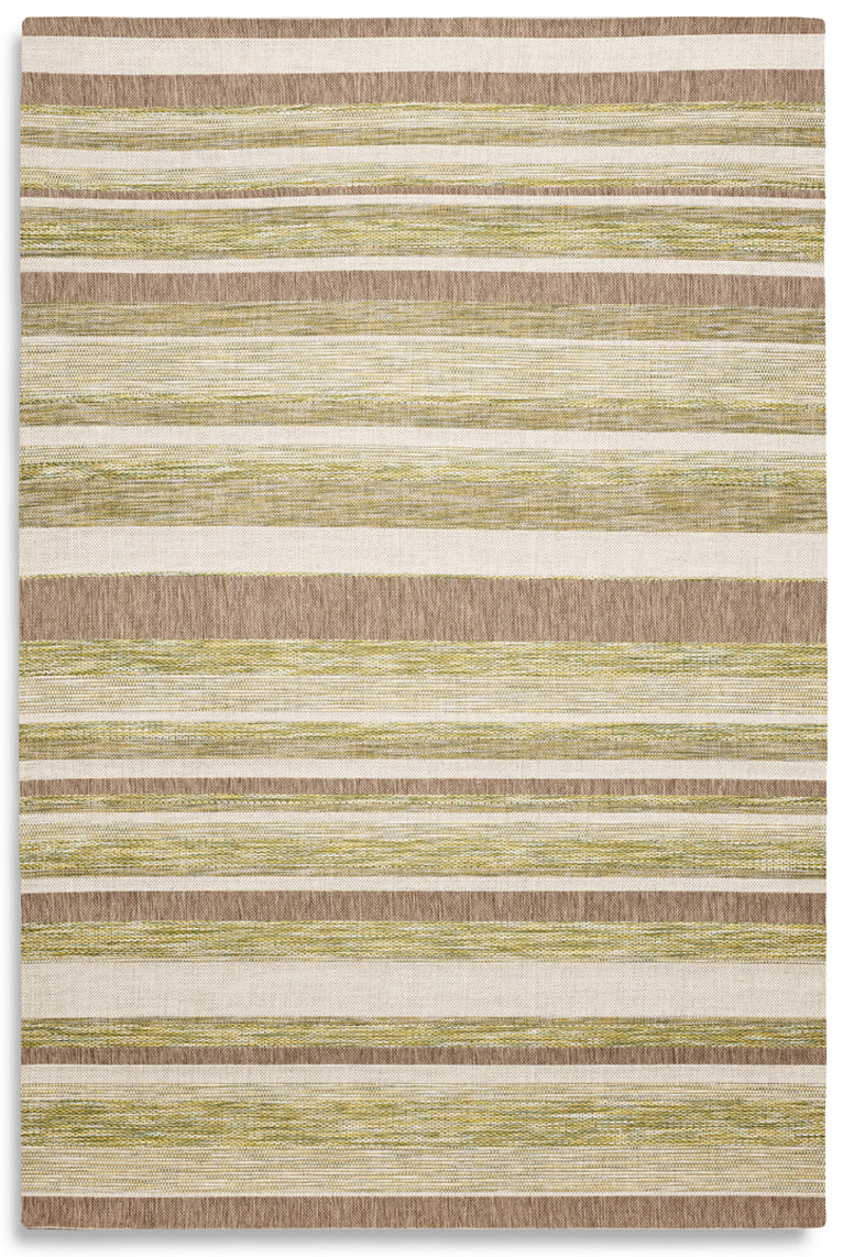 Tapete Breeze Mink Lemon Grass 5146/2T69