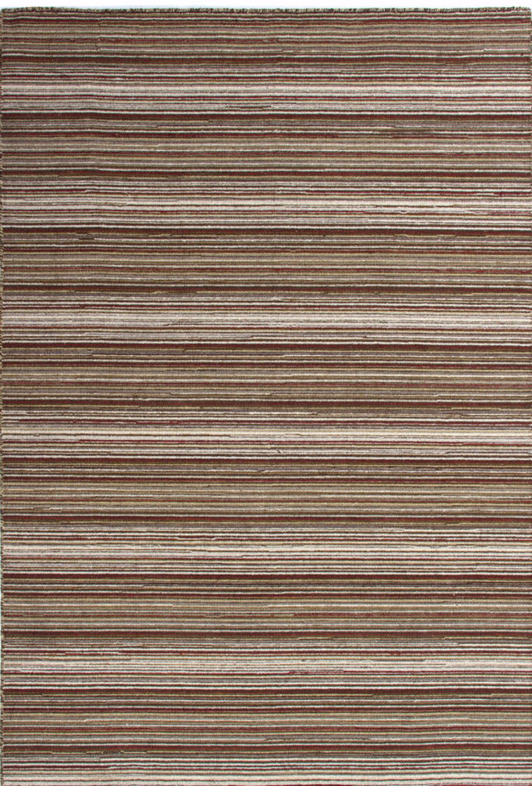 Tapete Kilim Durrie Beige/Brown - Disponible en 3 Medidas