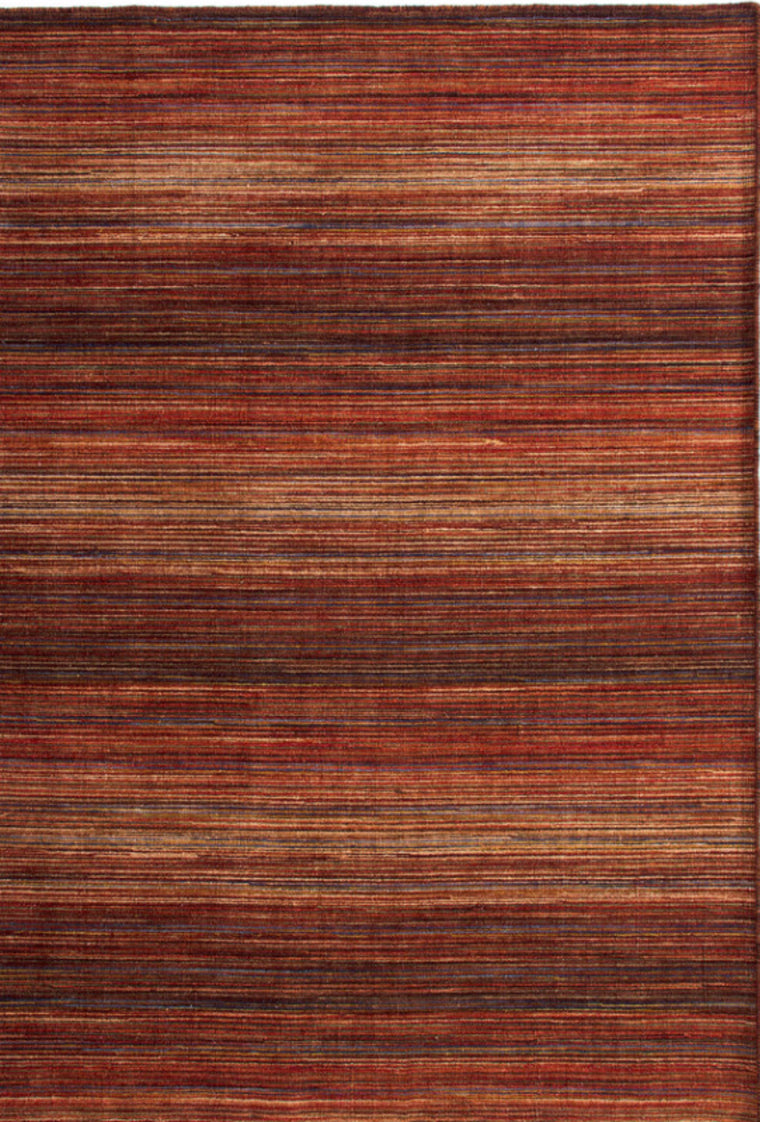 Tapete Kilim Durrie Rust - - Disponible en 3 Medidas