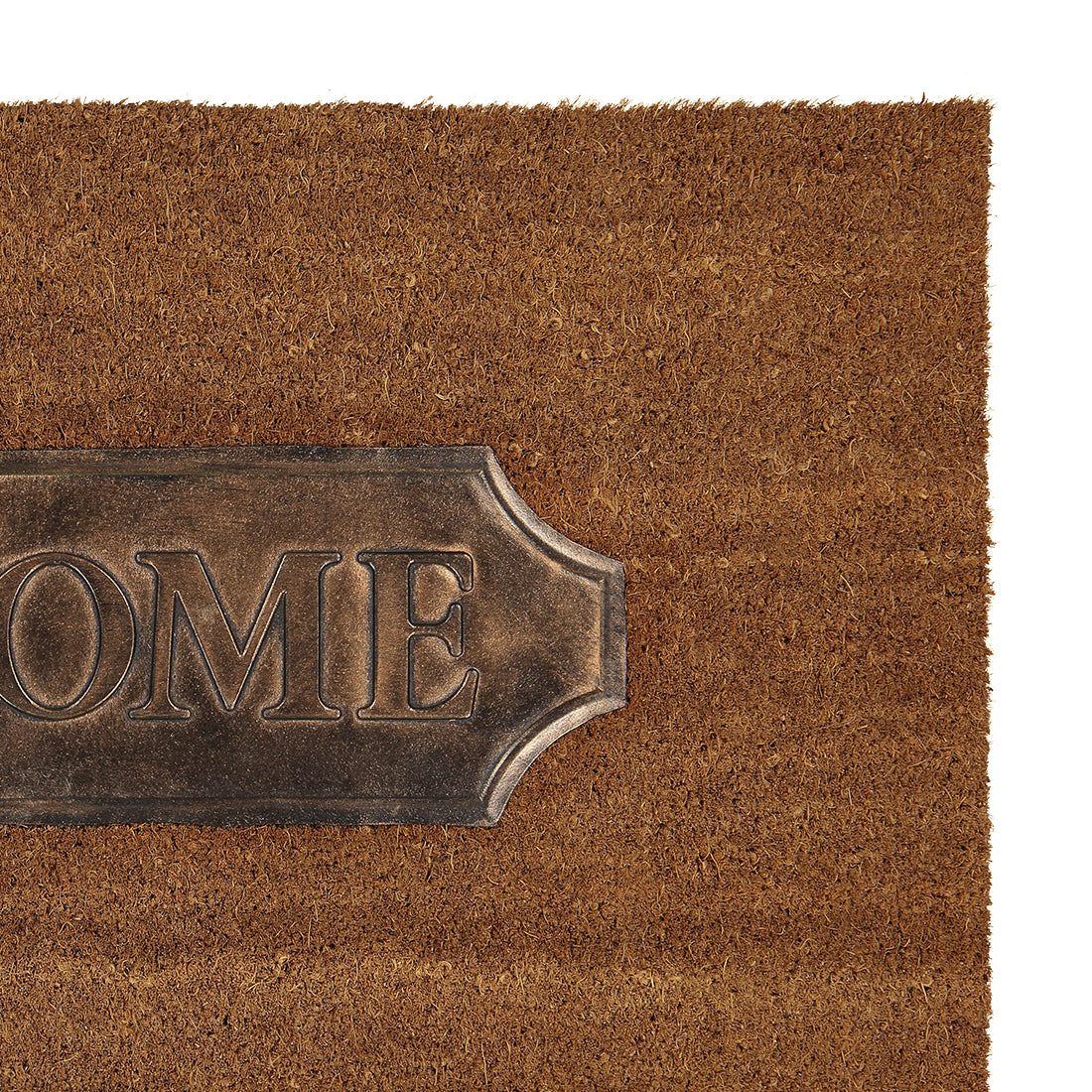 Tapete de entrada Home Copper