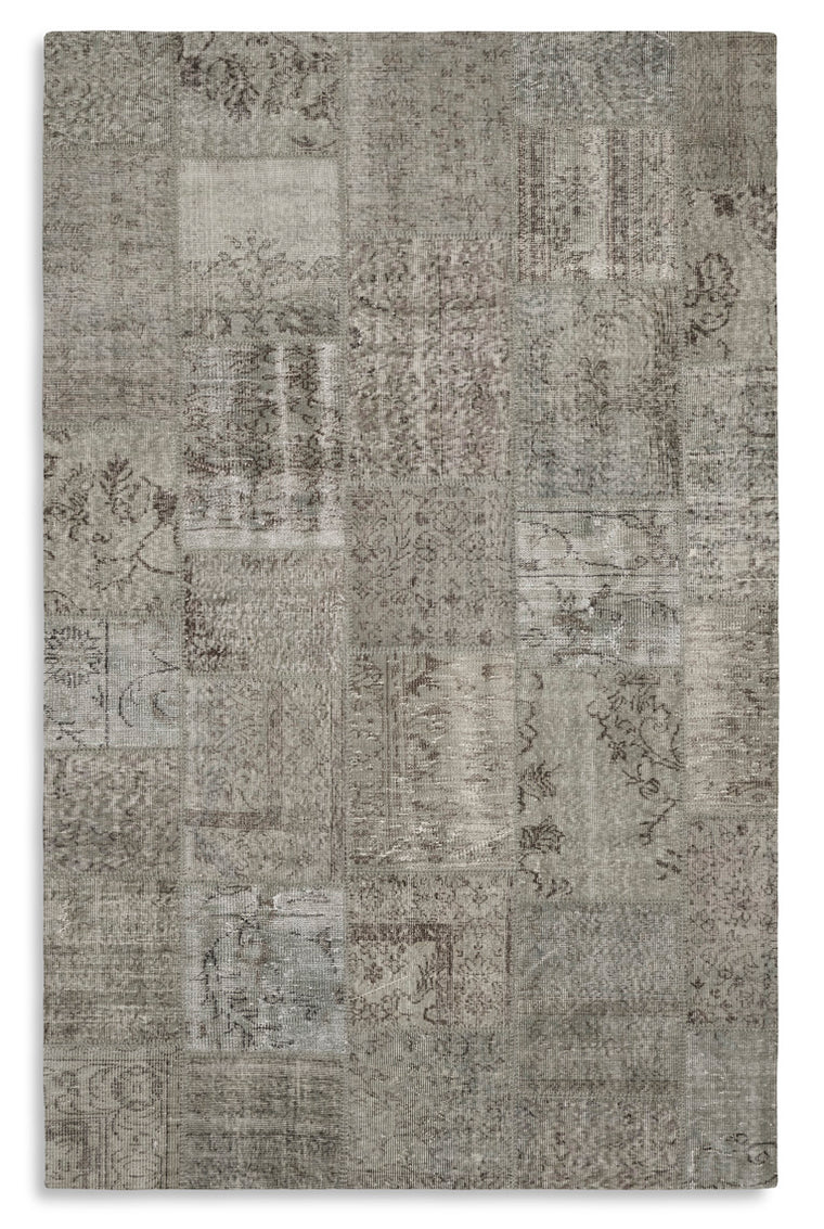 Tapete Patchwork Istanbul Light Grey